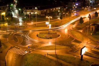 Verkehrsüberwachung sorgt für eine sichere Umgebung