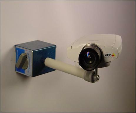 NetcamCenter Magnetische Kamera-Halterung